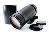 一眼レフカメラ 画像のTAMRON タムロン AF 200-400mm F5.6 LD は35mmフルサイズ一眼レフ用レンズですか?