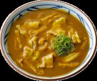 丸亀製麺のカレーうどん 美味しいですか?