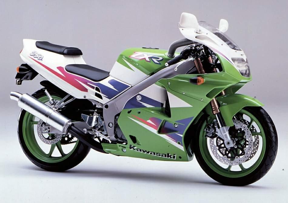 ZX25RとZXR250。 どっちが速いのですか。 ZXR250は30年前のバイクですが。 30年