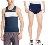 中学男子です。僕は、走るのが趣味でこのユニフォームを買おうと思ってるんですけど、中学生の男子が着ても大丈夫ですかね。ちょっと地味ですか?