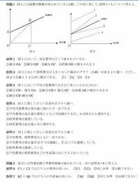 ミクロ経済学 答えが分からなくて困ってます わかる方いたら教えてほしいです