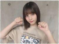 小坂菜緒さんの髪型は面長に似合いますかね?