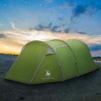 キャンプ場で大きなテント持ってきている人、そんなにテントの移住空間って大切ですか?寝るとき以外に入ることありますか?何かするんですか中でも? そういえば、そういう人って焚き火をあまりしてないのは、何...