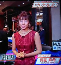 岡副麻希アナ 意外に巨乳だと思いますか。