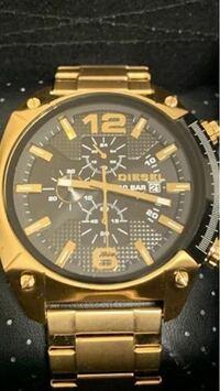 DIESEL 時計 この時計の名前わかる人います?