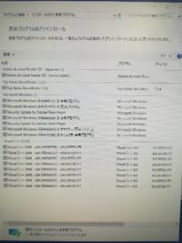 Windows10 オフィス2013 64ビット  先週からデスクトップのエクセルを立ち上げて入力しようとするとエクセルが直ぐおちます。  KB4461627の更新トラブルを疑いましたが、インストールされていませんでした。  更新プ ログラムの状況です。 何か改善策がありましたらご教示ください。