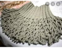 編み方を教えてください  編み方(編み方の種類等)が分かる方いたら教えてください。 使われてなさそうなとある方のブログに手編みとして 掲載されてたのですが編み図のサイトがもうなくなっ ていました。 よ...