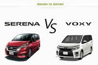 トヨタ・ヴォクシーと日産・セレナ、買うならどちらを選びますか??