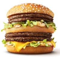 マクドナルドの倍ビッグマック 今、夜マックの倍ビッグマックが昼にも食べられるのですが、サイトのメニューには載っていません。 これはどういうキャンペーンですか?