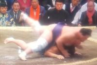 まさか照ノ富士は、このまま負け無しで優勝となると、十両一場所(来場所、幕内)なんてありますか。過去にもありました(十両一場所)でしょうか。