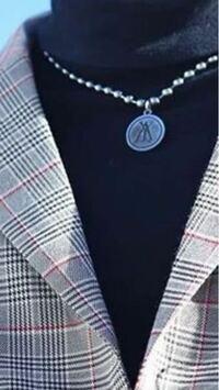 このネックレスどこのブランドかわかる方いませんか?