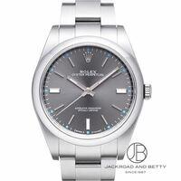 時計に詳しい人に質問です。 画像のロレックス オイスターパーペチュアル 114300をつけていたら引きますか? また、この腕時計の良い点、悪い点を教えてください。