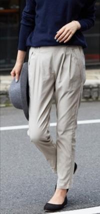 写真のパンツを男性が履いたら変ですか?