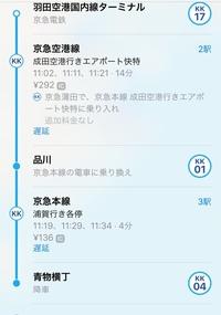 羽田空港だターミナルから青物横丁駅に行きたいのですが地図で調べたら品川で乗り換えと出てきます。 本の地図でみると品川は行き過ぎの様に感じるのですがどういうことでしょうか?