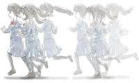 【大喜利】 女の子って、 何故、急に全力で、走り出したりするのでしょうか?(・_・)  [例] 大人になってしまう「時」から、逃げ出したいため。