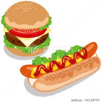 ホットドッグとハンバーガー、どっちが好きですか?
