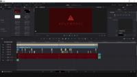 DaVinci Resolve 16を使って動画の編集をしているのですが、 メディアオフライン...  DaVinci Resolve 16を使って動画の編集をしているのですが、 メディアオフラインとなり困っています。  いつも、動画編集が終わると、レンダー開始を押し、完成させています。 しかし、動画を再度編集しようとすると映像  と音声の部分(MP4)だけが全てメディアオフラ...
