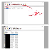 【至急】PC詳しい方教えて下さい>< ワードとエクセルの履歴書と職務経歴書をzip(pass)にしてから送りたいんですが、zip(pass)を選んで圧縮するとよく見るファスナーみたいなやつではなくてWinRarというアプリで圧縮されます。これを企業へ送信してもよいのでしょうか? また、画像のように履歴書の上にフォルダのマークみたいなのがあって、それを押すと自身のファイル一覧が出てきます。こ...