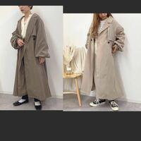 自分のパーソナルカラーはイエベの秋なのですが(自己診断ですが、、)このコートのどちらがイエベ秋に似合うと思われますか??