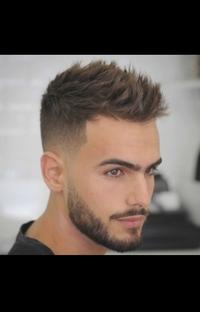 この髪型って日本人がやったら変ですかね? (茶色には染めないで黒髪のままで切る場合です)