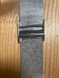 時計の金具の棒が歪んでしまいました。 直し方はありますか?また、直してもらえる場所はありますかね…?