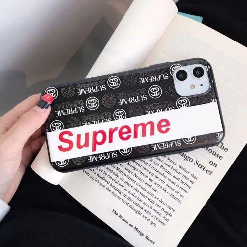 このstussyとsupremeのコラボの iPhoneケースは正規品でしょうか?