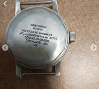 このハミルトン時計は本物でしょうか?この前 ヤフオクでオメガの偽物をこうにゆしてしまい、、、調べたところ、ベトナム戦争のオメガはないとのことでした。