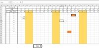 """エクセルのVBAについて質問させてください。  VBAは初心者です。  ワンクリックでセルに色を付けたくて、試行錯誤しています。 現在以下のところまではできるようになりました。 Sub 休み() Range(""""I3..."""