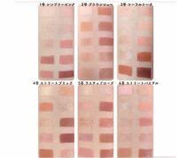 CLIOのアイシャドウパレット(01〜06)どれがおすすめですか?私はイエベです。ピンクとかオレンジ系メイクが出来たら良いです。