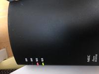 Aterm BL501VAのルーターを使用してるのですがWiFiが繋がりません。 どうしたら繋げれますか?