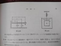 機械力学の問題です。以下の画像において、問題2.16の方程式の導き方はわかるのですが、減衰固有振動数、臨界減衰係数が分かりません。出来れば詳細に回答していただけると有り難いです。どうかお助けお願いします。