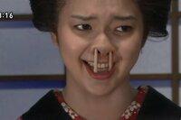 多部未華子さんが割り箸で鼻に入れてるシーンは何のドラマですか?