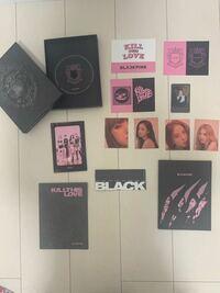 BLACKPINKのアルバムkill this loveこちらは、日本語バージョンですか?韓国語バージョンですか?