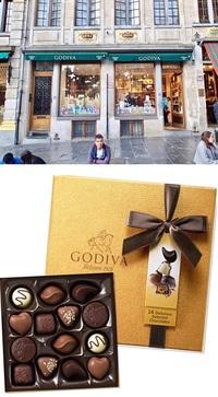 ゴディバのチョコレートって、ヨーロッパ販売の方が美味しいのですか? ベルギーのチョコレート製造販売として日本でも有名なゴディバのチョコレート、自分もゴディバはかなり好きですね、定期的にチョコレートやアイスなどを購入してしまいます。 しかしながら、あることを聞いてしまいました。   とあるお菓子教室の先生が語っていたのですが、ゴディバのチョコレートをヨーロッパ滞在中でも日本に帰国してから...