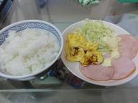 朝ごはんは何食べましたか?  私はいつものように卵焼きでご飯でした。