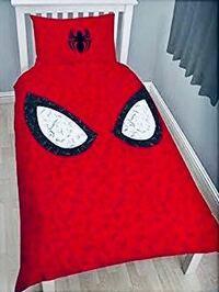 あなたは布団の中に蜘蛛が紛れ込んできても、安らかに眠れますか?