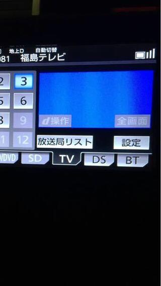 画面 が ない テレビ 映ら