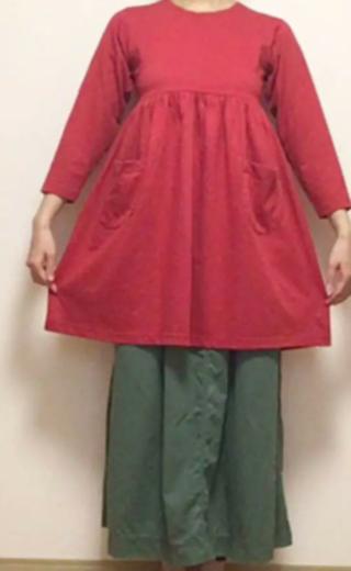 ナチュリラ,オローネ,nest robe,リンネル,中川政七商店,それぞれアイボリー,トーン