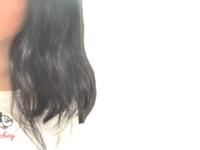この髪質の場合は、「縮毛矯正」か「ストレートパーマ」どちらをやればいいのでしょうか…… 回答お願いします(๑•﹏•)