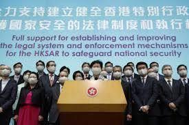 中国、香港に「国家安全法」導入方針決定 全人代閉幕 https://r.nikkei.com/...