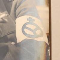 腕章,御存じ,軍服,旧日本軍,マーク,輜重特務兵,手榴弾補充専門兵