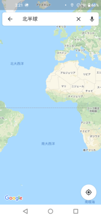 この画像の線の上が北半球で下が南半球ですか? もしそうだとしたら、 この真ん中の部分に住んでいたらどんな感じなんですか?