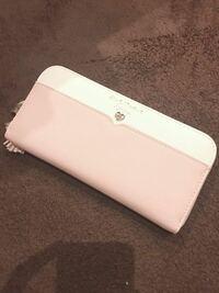 この財布どこのものか分かりますか? また、パステルカラーで可愛い長財布(値段は12,000ぐらいまで)の物ないですか?
