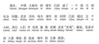 中国語わかるかたお願いします! この文を和訳してください!