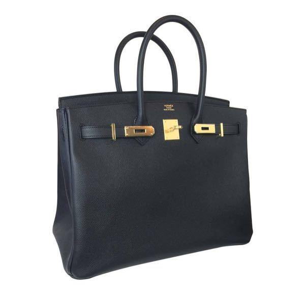 エルメスのバーキンの購入方法を教えてください。 自分は35の外縫いの黒に金の金具をバーキンが欲...