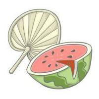 本日6月21日は夏至の日です(*˙˘˙*) 皆さん夏至に食べるものはなんですか?