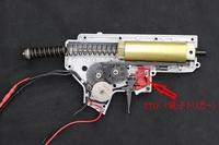 G&G ARP9に入っているVer2メカボのトリガーについて質問です。  トリガーに詰め物をして引きしろをかなり短しているので1発目の発射はラグがなくてかなり早いのですが、連射する際にトリ ガープルが重いの...