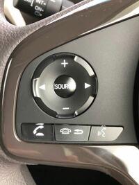 N BOXです。 ハンドルの左側に付いている、人が声を発しているマークがよく分かりません。 これはどういう機能なのでしょうか?