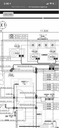 建築の図面でどうしても足湯(温泉でも可)の配管の断面図と平面図が欲しいのですが、どなたか画像の場所を知らないでしょうか? 私が調べ尽くして出てきたものは下にあるのですが、これは建築の図面として使っていいものでしょうか? 課題が多く参っているのでどなたかお知りの方よろしくお願い致します。