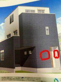 戸建玄関のインターホン、表札、ポストの件です。最近の家はエントランスポールというのでしょうか。 それが立ってる家が多いのですが、壁付けってなにかデメリットありますか? 今戸建建築中で壁付けの予定です...